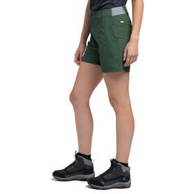 Haglöfs Amfibious Pantalones cortos Mujer, verde